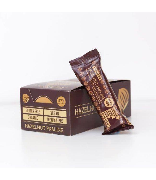 Rhythm 108 Hazelnut Quinoa Swiss Chocolate Bar 33g