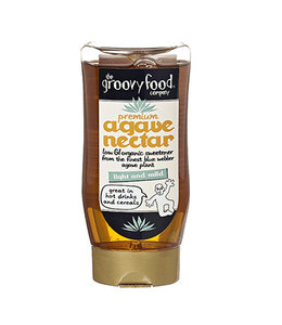 The Groovy Food Company The Groovy Food Company Premium Agave Nectar Light & Mild 250ml