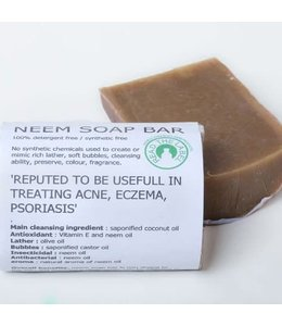 100g Neem Soap Bar