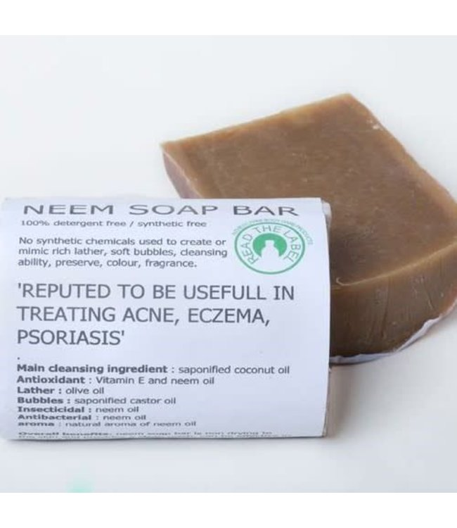 100g Neem Soap Bar