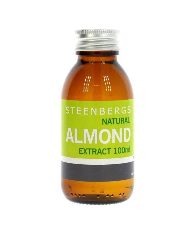 Steenbergs Almond Extract - 100ml
