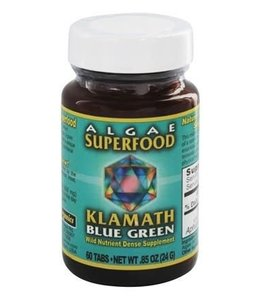 Klamath Klamath Blue Green Algae Superfood 60 Tablets