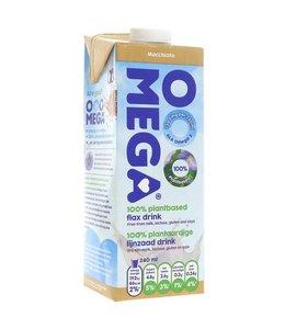 Ooomega Ooomega Flax Drink - Macchiato -  1l