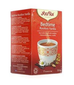 Yogi Teas Yogi Tea Bedtime Rooibos Vanilla - organic - 17 bags