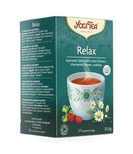 Yogi Teas Yogi Tea Relax 17 bags