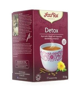 Yogi Teas Yogi Tea Detox 17 bags