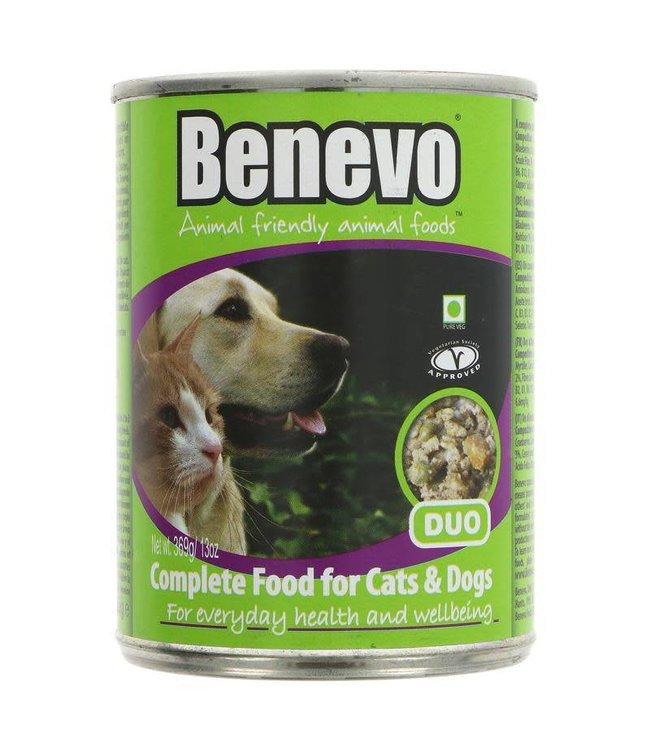 Benevo Benevo Duo - Cat & Dog Food - 369g