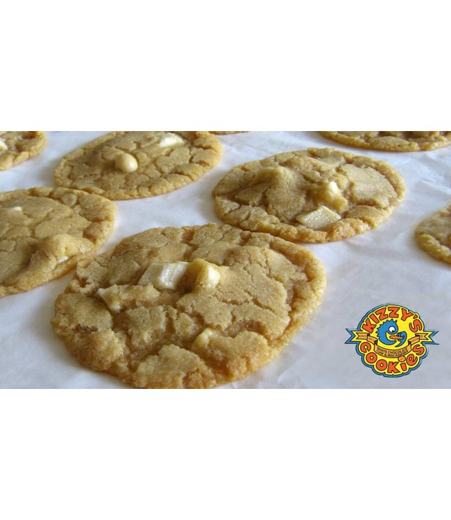 Kizzys Cookies - White Chocolate Chip & Macadamia
