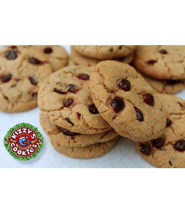 Kizzys Cookies - Cranberry Christmas Cookies Christmas Spice