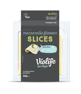 Violife Violife Coconut Cheese Slices Mozzarella 200g