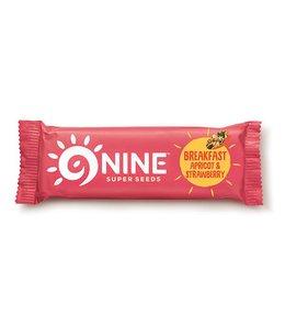 9 Bar 9bar Breakfast Apricot & Strawberry 50g