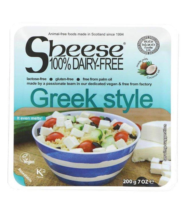 Bute Island Sheese Greek Style 200g