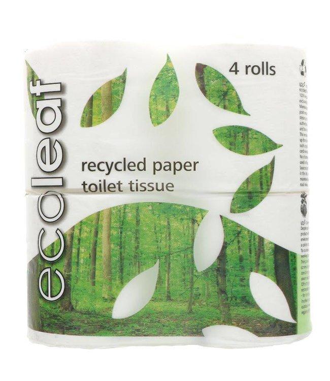 Suma Suma Ecoleaf Toilet Tissue 4 Pack