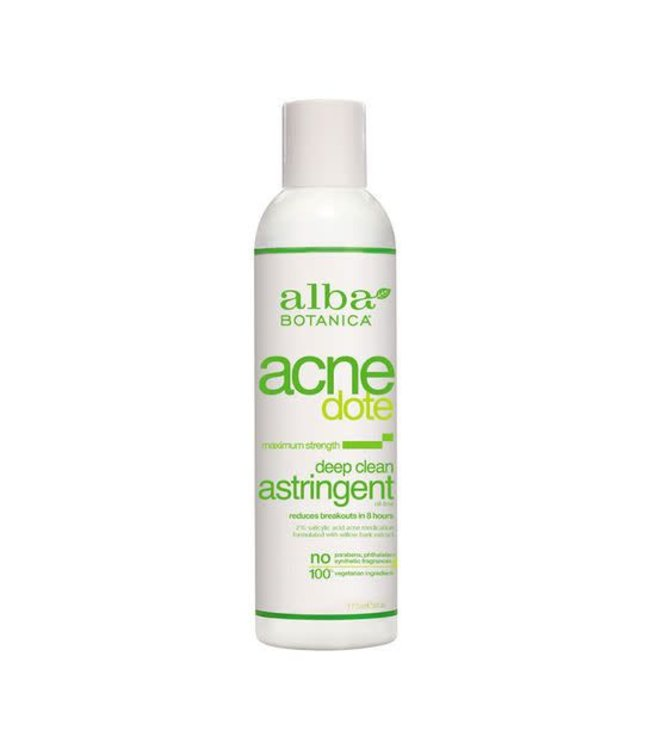 Alba Acne Deep Clean Astringent 177ml