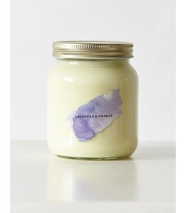 Self Care Co Self Care Co Candles- Lavender & Orange