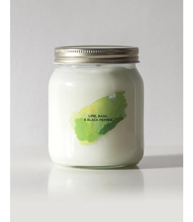 Self Care Co Self Care Company - Lime, Basil & Black Pepper