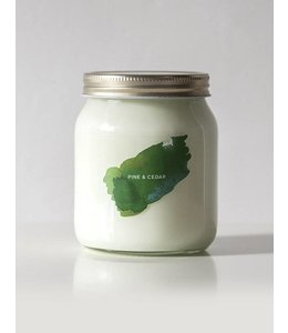 Self Care Co Self Care Co Candles - Pine & Cedar