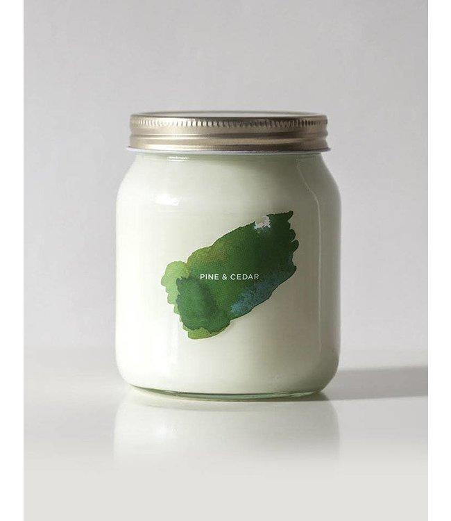 Self Care Co Self Care Co Candles - Pine & Cedar
