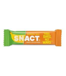 Snact Snact Carrot & Spice Banana Bar 35g