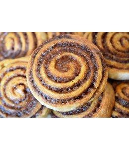 Veganama Cinnamon Swirls - 4 Swirls