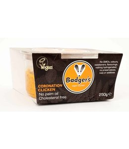 Badgers Coronation Clicken 250g