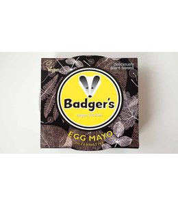 Badgers Egg Mayonnaise Alternative 250g