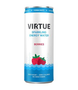 Virtue Water Virtue Energy Water Berries 250ml