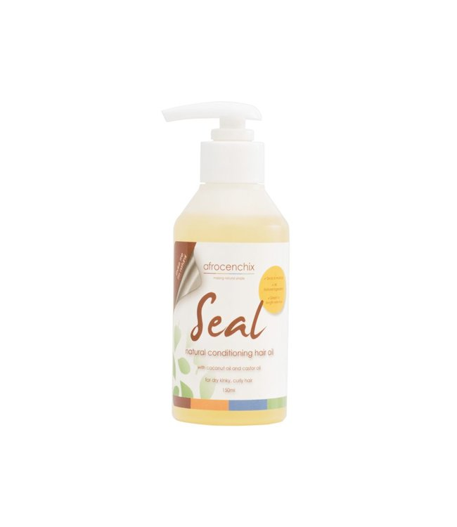 Afrocenchix Afrocenchix Seal - Natural Hair Oil 150ml