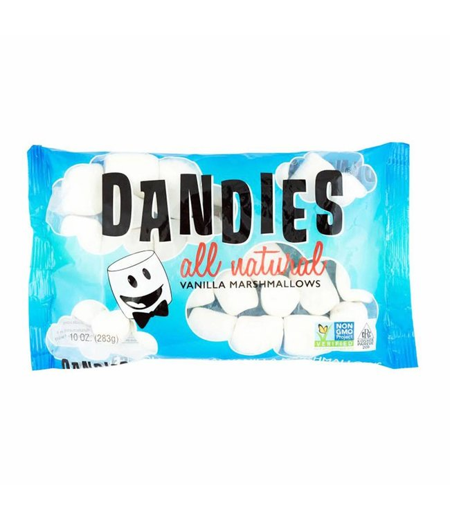 Dandies Dandies All Natural Vanilla Marshmallows 283g