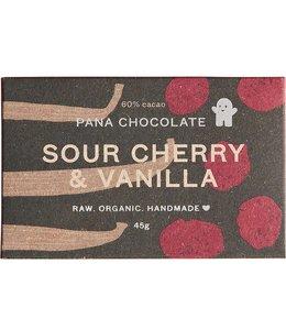 Pana Pana Sour Cherry + Vanilla 45g
