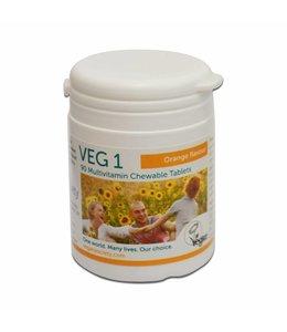 VEG1 Vegan Society VEG1 Orange - 90 tablets - D3