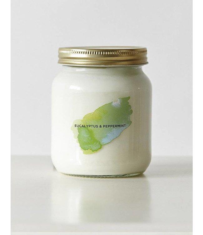 Self Care Co Self Care Co Candles - Eucalyptus & Peppermint