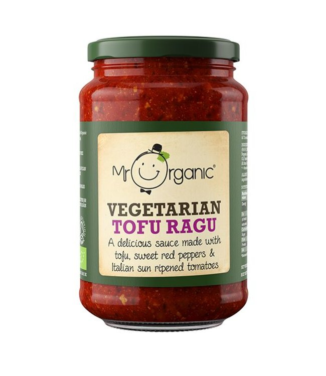 Mr Organic Mr Organic Vegetarian Tofu Ragu 350g