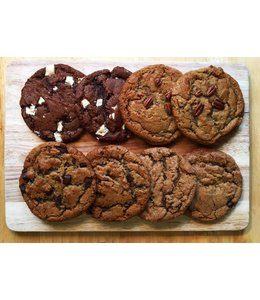 The Little Vegan Cookie The Little Vegan Cookie - Triple Chocolate 90g