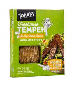 Tofurky Tofurky Smoky Maple Bacon Style Tempeh 198g