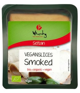 Topas Wheaty ORG Smoked Slices 100g