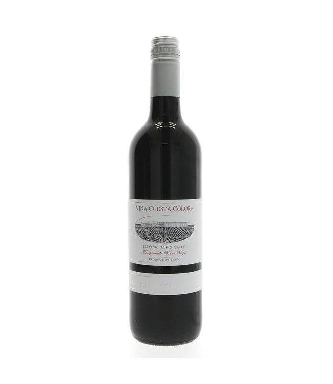 Red Wine Cuesta Colora Tempranillo 75cl