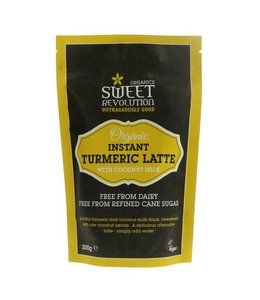 Sweet Revolution Sweet Rev Turmeric Latte 200g