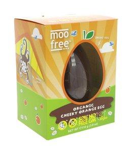 Moo Free Moo Free Cheeky Orange Egg 110g