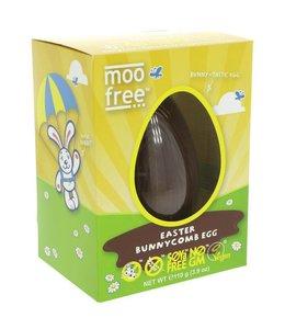 Moo Free Moo Free Bunnycomb Egg 110g