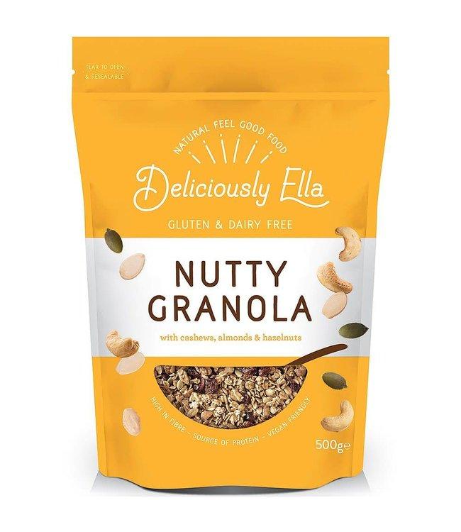 Deliciously Ella Deliciously Ella GF Nutty Granola 500g