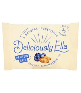 Deliciously Ella Delic. Ella Almond & Blueberry Protein Ball 50g