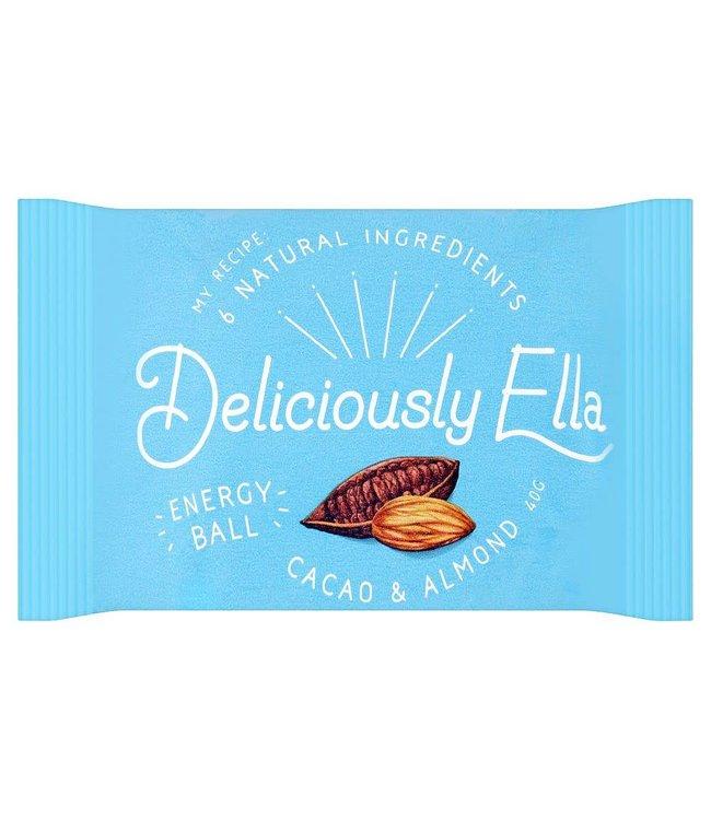 Deliciously Ella Deliciously Ella Cacao & Almond Energy Ball 40g