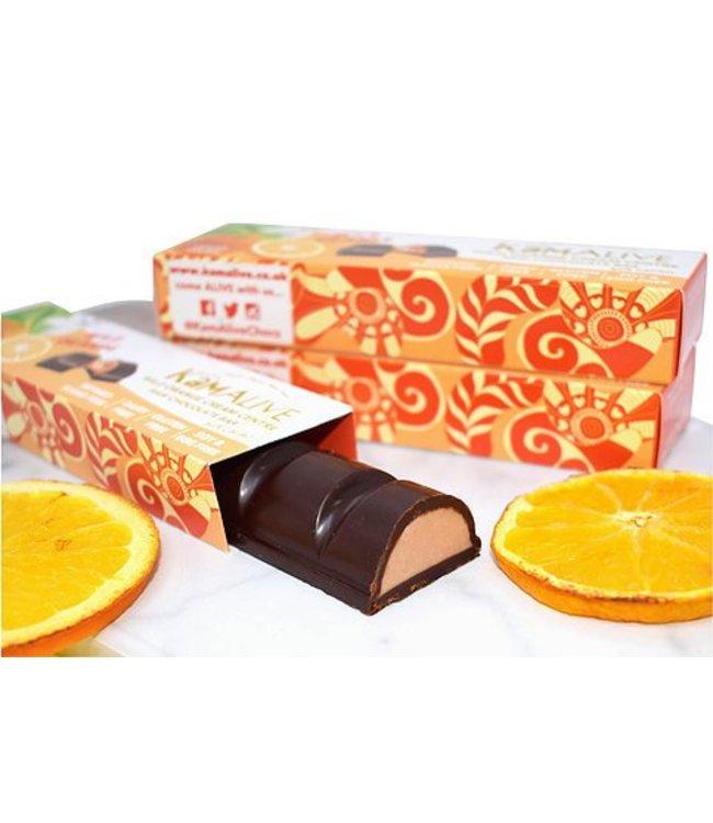 Kamalive Kamalive Orange Bar 40g