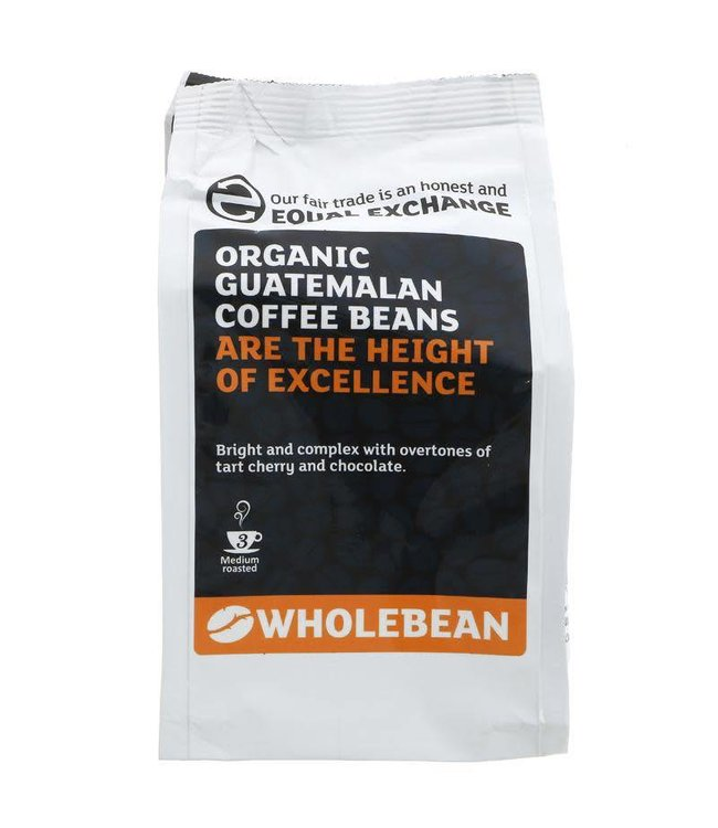 Equal Exchange Equal Exchange Guatemalan Coffee Beans 227g