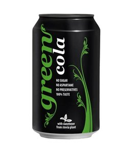 Green Cola Green Cola 330ml