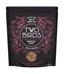 Two Birds Two Birds Berry Seeds Breakfast Boost 225g