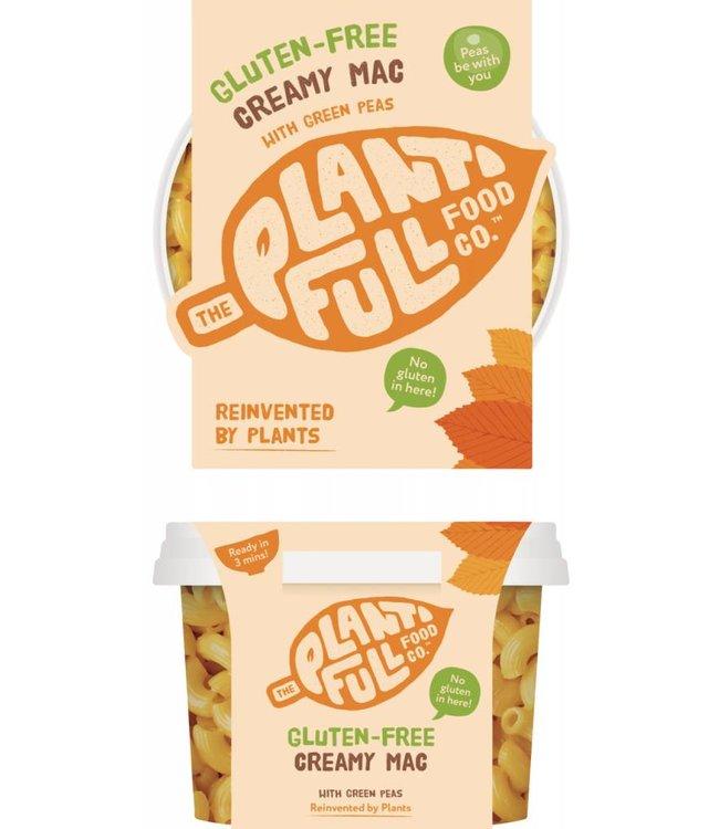 Plantifull Food Co - Vegan Ready Meals Plantifull Gluten Free Creamy Mac  330g
