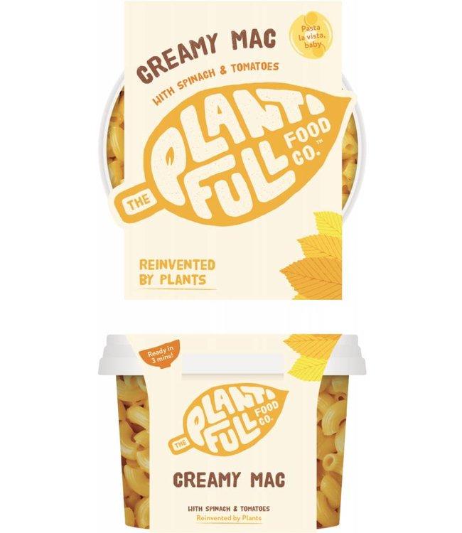 Plantifull Food Co - Vegan Ready Meals Plantifull Creamy Mac 330g