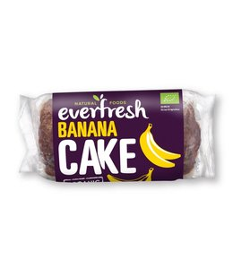 Everfresh Natural Foods Everfresh Organic Banana Cake 300g